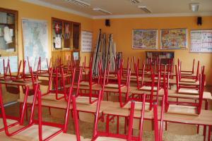 Uvolňování opatření ve školství - 9. třída