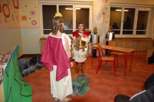 Divadlo Théseus pro rodiče žáků 5. třídy