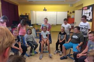 Program páté třídy ZAČÍNÁME SPOLU