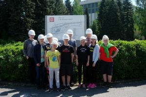 Elektrárna Poříčí a Státní okresní archiv v Trutnově